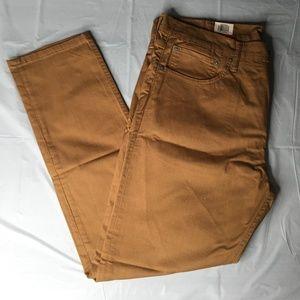 Levi's Slim Taper 2-Way Stretch Jeans 38 X 30 F44